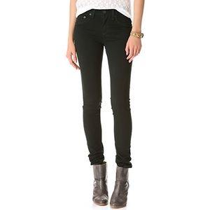 Rag & Bone Womens Legging Twill Skinny Jeans 25